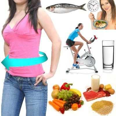 ¿Cómo bajar de peso sin dañar tu cuerpo y sin caer en la tentación?