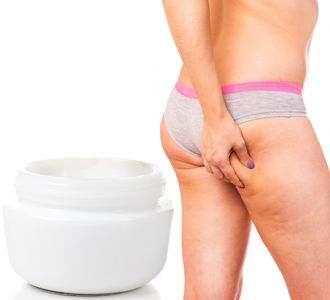 Crema natural contra la celulitis