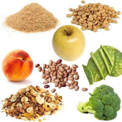Como podemos incluir la fibra alimentaria en nuestra dieta de manera natural