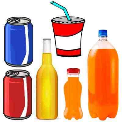 ¿Qué pasa si consumes grandes cantidades de refresco al día y nada de agua?
