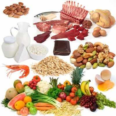 ¿Cuáles son las fuentes alimentarias de minerales para el organismo?