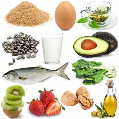 ¿En qué alimentos se encuentran mayoritariamente los antioxidantes?