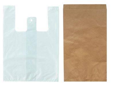 ¿Quién afecta más o menos al medio ambiente: plástico o papel?