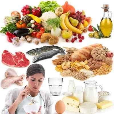 ¿Qué alimentos necesita nuestro cuerpo para tener una buena salud?