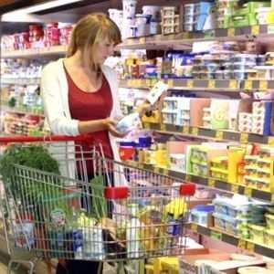 Comprar los alimentos