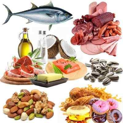 Porque las grasas son nutrientes necesarios para el organismo