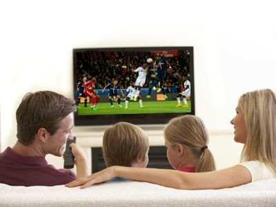 Beneficios de ver juntos el futbol
