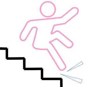 ¿Qué pasa si corro en las escaleras? Consecuencias de correr en las escaleras