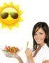 ¿Qué debemos comer en verano si queremos estar saludables?