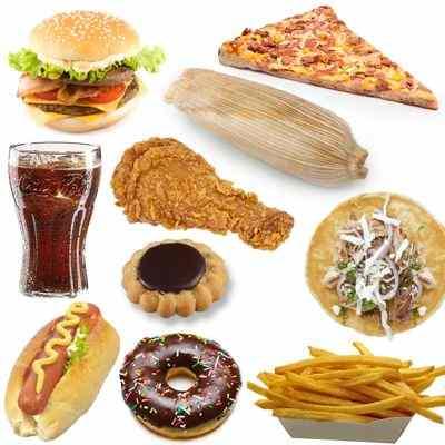 Como afecta la comida rápida al ser humano