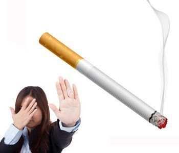 Ya no quiero fumar Quiero decirle no y adiós al cigarrillo