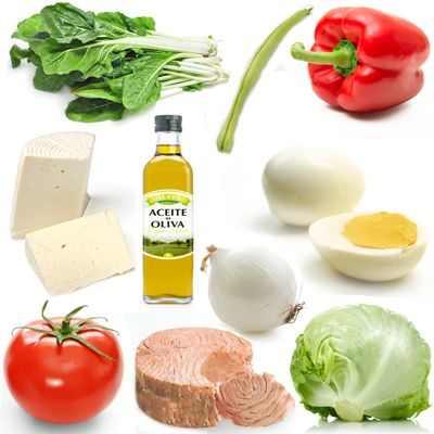 ¿Qué lleva una ensalada baja en calorías ideal para mantener el peso?