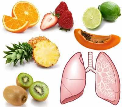 ¿Qué fruta sirve para desintoxicar, limpiar y fortalecer los pulmones?