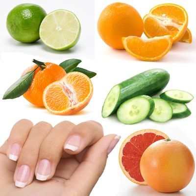 ¿Qué frutas sirven para embellecer, fortalecer y hacer crecer las uñas?