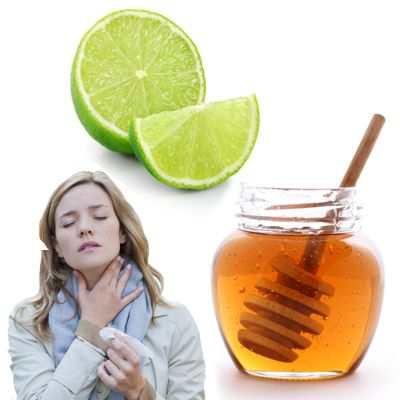 Beneficios de la miel con limón para el dolor garganta irritada e inflamada