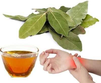 Propiedades del té de hojas de laurel para el reumatismo