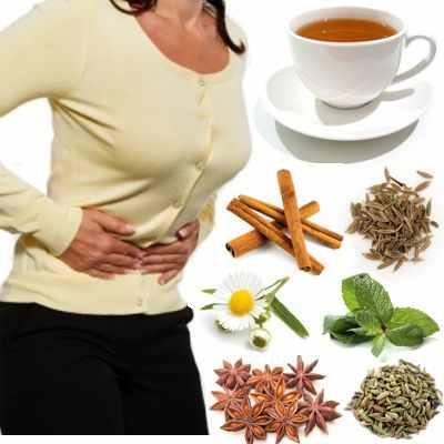 Remedios tradicionales y antiguos para cólicos estomacales que usaban nuestros antepasados