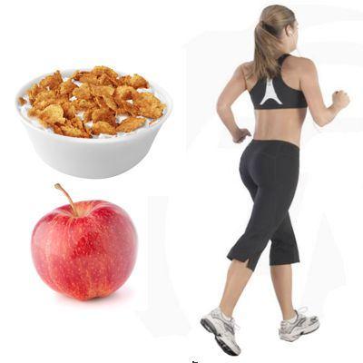 ¿Es bueno o malo comer antes o después de hacer ejercicio?