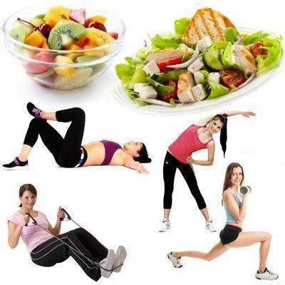 ¿Es la combinación perfecta hacer una dieta sana y ejercicio físico?