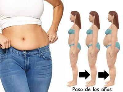 ¿Por qué nos ponemos gordos y a partir de qué edad se empieza a engordar?