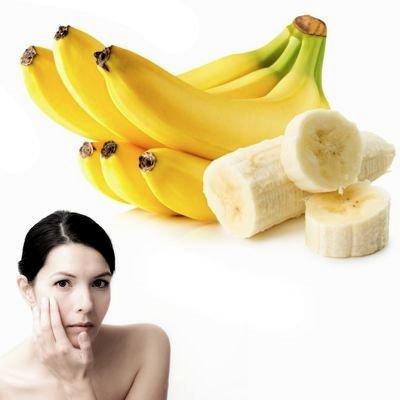 Propiedades y beneficios de la mascarilla de plátano en el rostro