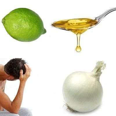 Propiedades del jugo de cebolla, aceite de oliva y limón para la impotencia
