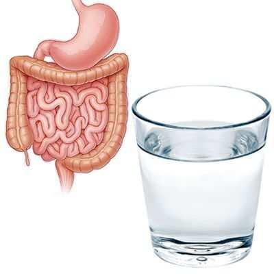 Porque el consumo de agua sirve para evitar el estreñimiento
