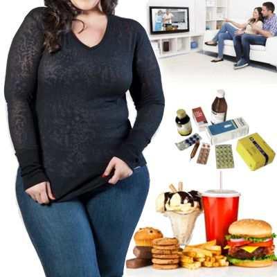 Porque los seres humanos engordan Motivos por los que una persona engorda