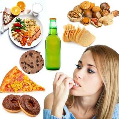 Como superar el hambre en una dieta