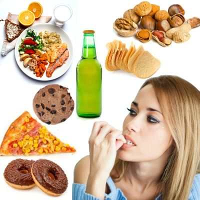 Combatir el hambre en una dieta