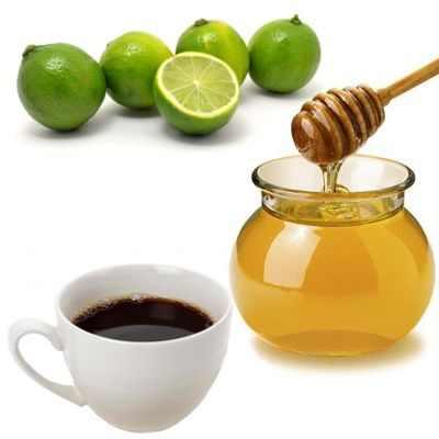 Café con limón para aliviar la gripe