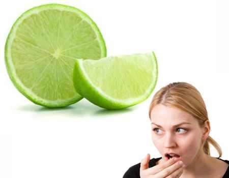 Propiedades y beneficios del limón para el mal aliento