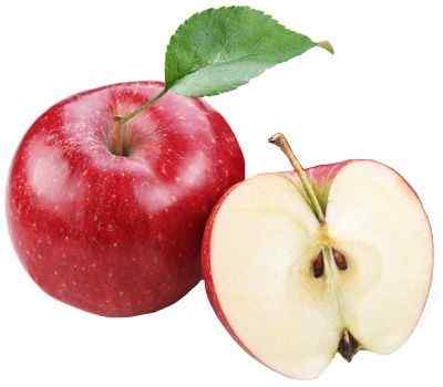 La manzana aporta energía ¿Qué contenido energético tiene la manzana?