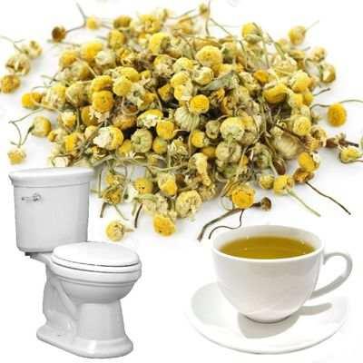 Propiedades y beneficios de la manzanilla para la diarrea