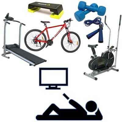 Porque a las personas no les gusta hacer ejercicio No quiero hacer ejercicio ¿por qué?