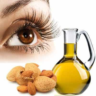 Beneficios y propiedades del aceite de almendras dulces para las pestañas