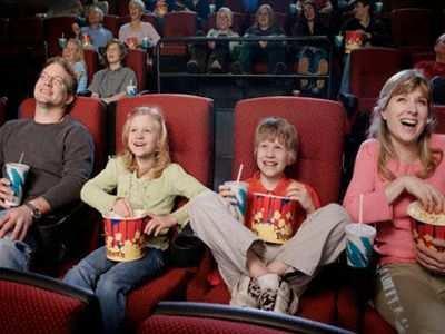 Ventajas de ir al cine