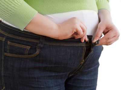Porque una persona tiende a engordar