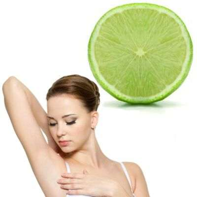 El limón como antitranspirante natural