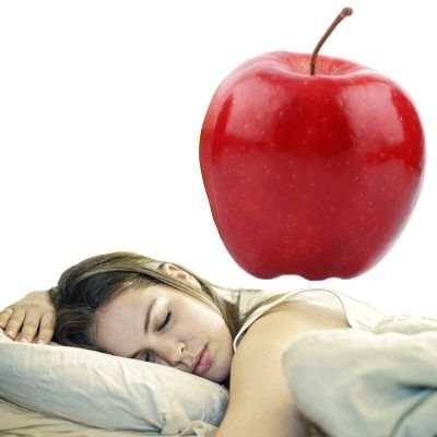 Beneficios y propiedades de la manzana para el insomnio