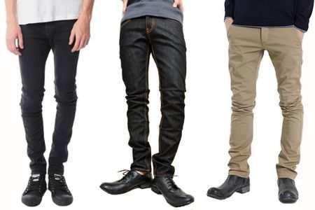 Consecuencias de usar ropa ajustada en hombres