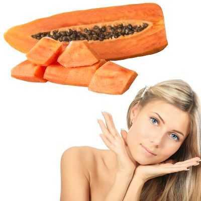 Beneficios de la papaya en la cara ¿qué pasa si me pongo papaya en la cara?