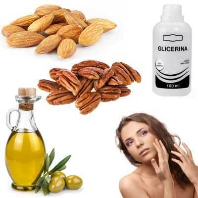 ¿Cómo atenuar las manchas de la piel con aceite de oliva, almendras y glicerina?