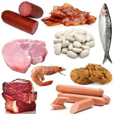 Alimentos y ácido úrico