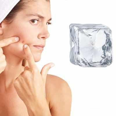 Beneficios del hielo para el acné ¿Ponerse hielo en la cara es bueno para el acné?