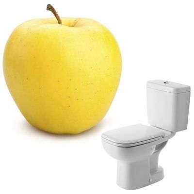 Beneficios y propiedades de la manzana para la diarrea