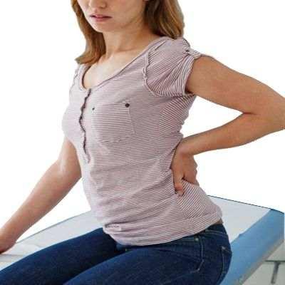 Causas populares del dolor de espalda