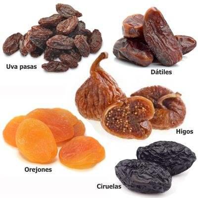 Valor calórico: Los frutos secos son fuente de energía