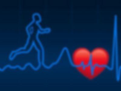 Frecuencia cardíaca aeróbica (caminata) según su edad