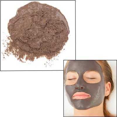 La mascarilla de barro sirve para el acné